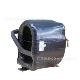 地源热泵配套用同轴套管换热器 5P铜套管换热器