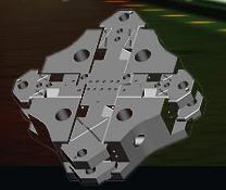 锌合金压铸模具(多轴机)