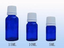 蓝色精油瓶(JH-001)