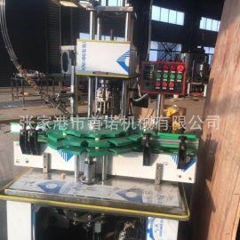 玻璃瓶灌装机,皇冠压盖机,啤酒,白酒,果汁等灌装封口机