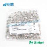 力特Littelfuse 5x20玻璃管保险丝0217010. HXP电流保护10A单帽