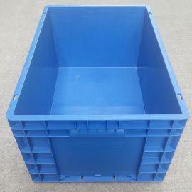 厂家直销 600*400*280 塑料周转箱  塑胶物流箱 零部件专用箱子
