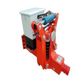 10t龙门用电动液压夹轨器 轨道防风夹轨器