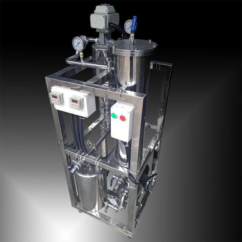 棕榈油分离器 机床加工中心油水分离设备