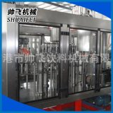 三合一热灌装机 32-32-10 果汁茶热灌装机