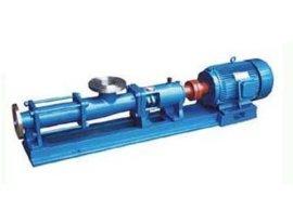 G型单杆螺杆泵, G单杆螺杆泵价格, G型单杆泵样本