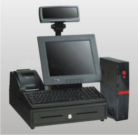 GS-3012分體式觸摸屏收款機