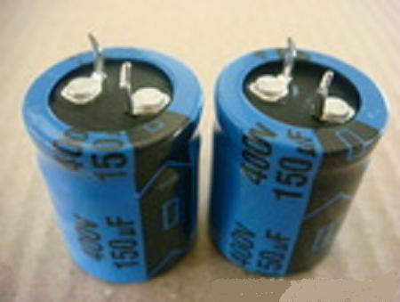 焊针自立型HP150UF400V 22X35电容