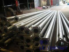 不锈钢锥形管旗杆钢管(201.304.316)