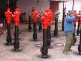 SSK100/65-1.6快开调压防冻防撞室外地上消火栓