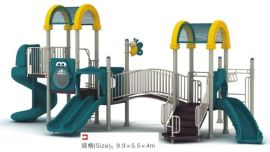 深圳市小区多功能户外滑梯厂家