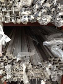 304不锈钢扁管乐从家具用管 不锈钢矩形管20*40*1.5