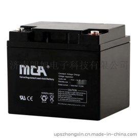 MCA12v42AH蓄电池直流屏免维护铅酸蓄电池