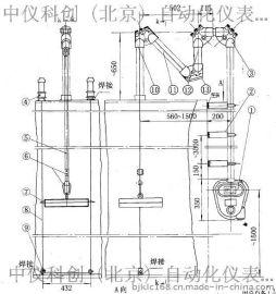 封阻钢带液位计(ZY-UZG-104)
