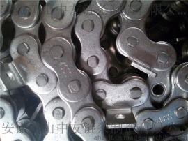 中链不锈钢单排滚子链40ss304材质  契合