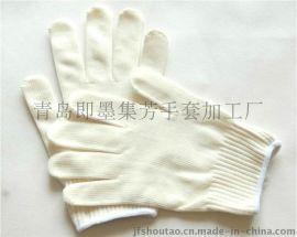 小号纱手套长200mm重量50g副材质原棉纱单价1元