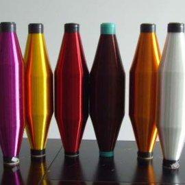 20d25d30d有光半消光圆孔涤纶有色单丝