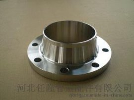 供应不锈钢合金钢锻造各种尺寸压力带颈对焊法兰(DN10-DN2000)