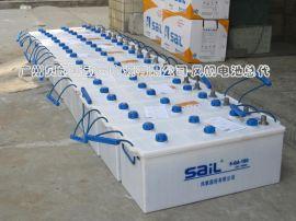 风帆6-QA-180 12V180AH SAIL风帆汽车蓄电池 优质风帆加水电瓶