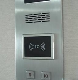 供应张家口感应式电梯刷卡 电梯刷卡智能控制系统厂家价格
