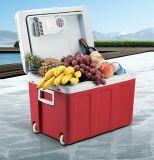 安南45升車載冰箱電子冷暖箱 車載冰箱 釣魚冰箱 車載冰箱