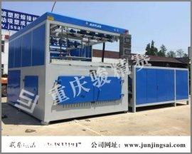 河北冰箱内胆吸塑机 大型全自动厚板吸塑机 冰箱内胆专用吸塑机