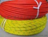 供应北京坤兴盛达欧标SiF/GL耐高温单芯玻璃丝编织硅橡胶电线