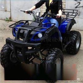 轴传动四轮越野摩托车10寸越野胎沙滩车