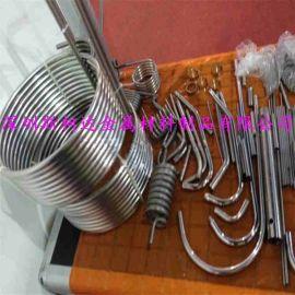 不锈钢管折弯加工不锈钢弯管加工 不锈钢盘管加工