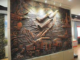 文化建设中艺术浮雕的设计与制作