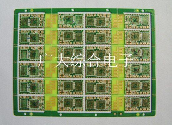 广大综合电子工厂加工PCB电路板、蓝牙模块PCB、专业线路板生产厂家