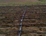 胡萝卜种植用水肥一体化滴灌系统,滴灌带