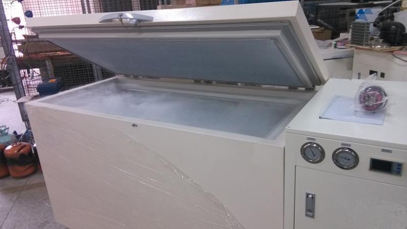 立翔-150度  溫冰箱