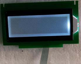 LCD1601字符点阵液晶显示模块