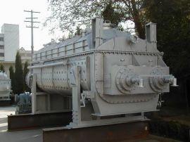 污泥烘干项目设备40t/d空心桨叶干燥设备、双桨叶干燥器报价 常州常群