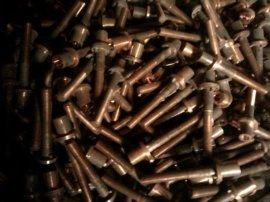 变压器高压导电杆铜接线柱