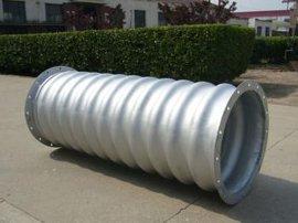 新型排水涂塑钢波纹管