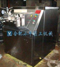 安徽高压均质机,乳品饮料高压均质机