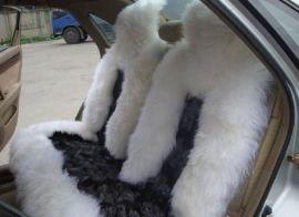 羊毛汽车坐垫