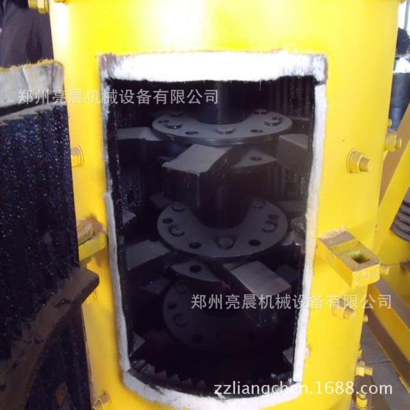 矿石破碎机 移动式建筑垃圾破碎站 鹅卵石破碎机 砂石生产线设备