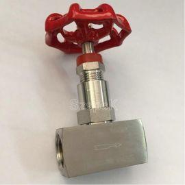 内螺纹304材料针型高压截止阀 J13W-160P DN8 10 15 20