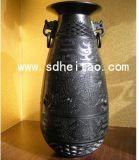 黑陶工艺品 - 1
