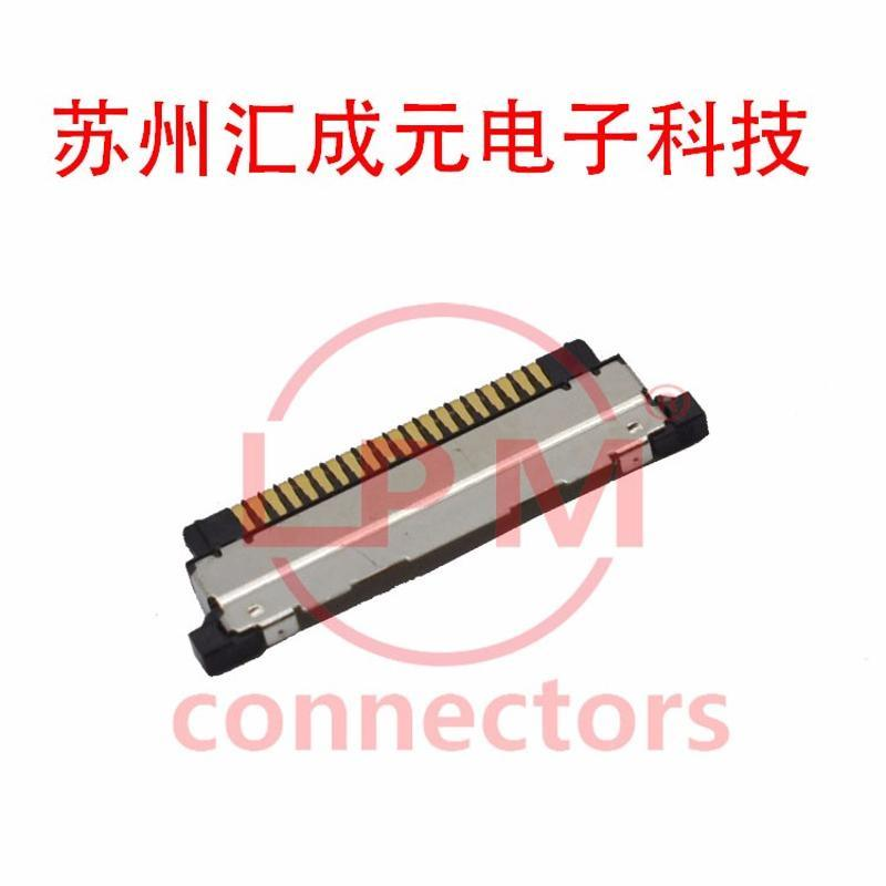 I-PEX 20346-035T-32R 替代品连接器