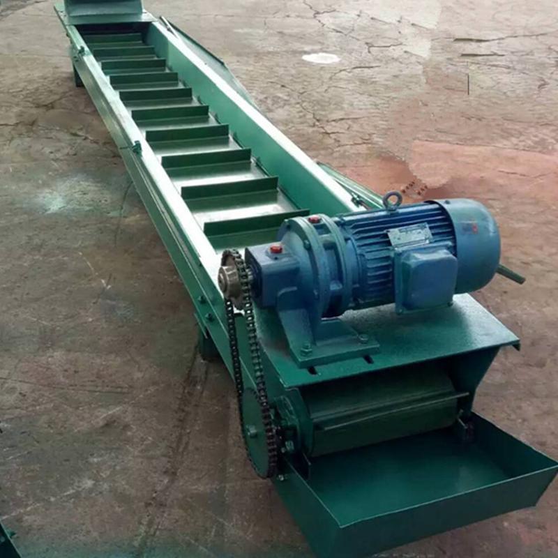 环链式刮板输送机厂家 炉灰用埋刮板运输机78