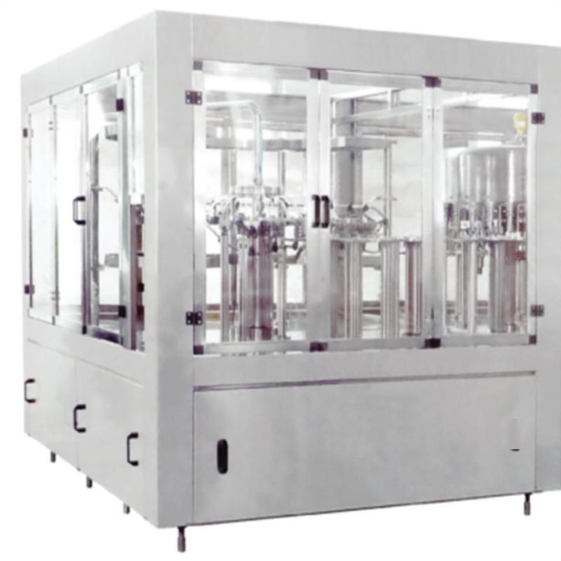 小瓶水灌装生产线 小瓶水灌装机 全自动灌装机设备