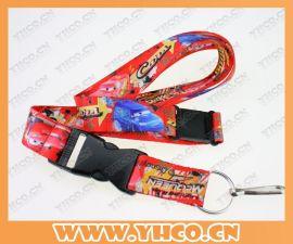 厂家直销热转印挂带挂绳,手机挂绳,证件挂绳