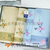 重慶金號毛巾高檔禮盒