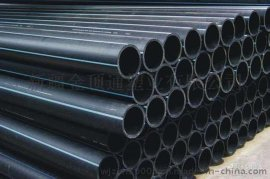 新疆dn110口径PE聚乙烯给水管材管件