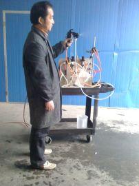 供应多晶硅铸锭氮化硅喷涂台