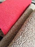 陽離子粗針複合舒棉絨 粗針複合布